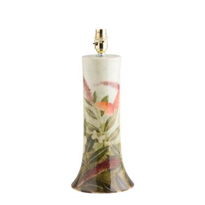 Candlestick Table Lamp-Buddleia medium