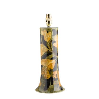 Candlestick Table Lamp-Foliage medium