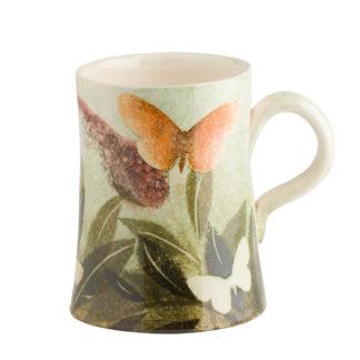 Handmade Mug-Buddleia