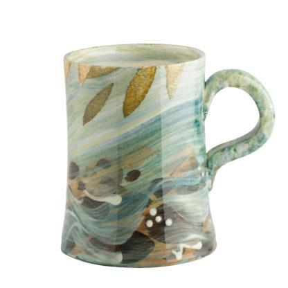 Handmade Mug-River