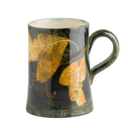 Handmade Mug-Foliage