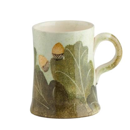 Handmade Mug-Oakleaf