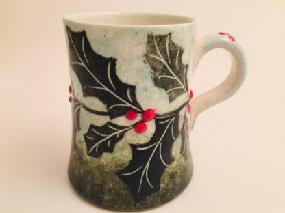 Handmade Mug-Holly