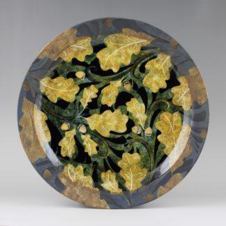 unique plates, shropshire pottery, artisan pottery near me