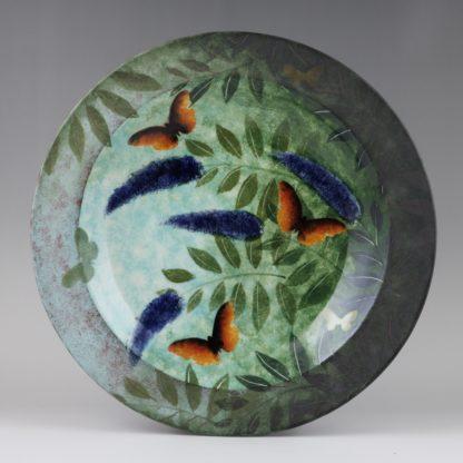 ceramic plates, pottery plates, handmade pottery near me